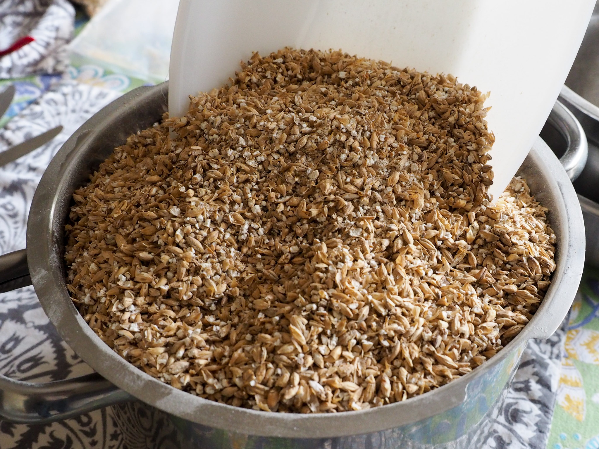additifs alimentaire: malt